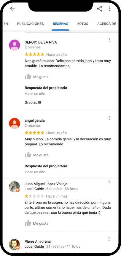 Marketing reputacional en Madrid